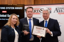 Debbie Heald, Audax, Michael Fallon - Counter Terror Awards 2018