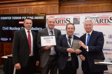 Counter Terror Policing Award