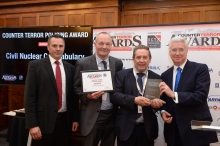 Counter Terror Policing Award -