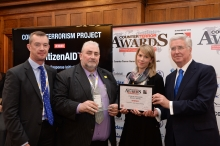 CitizenAID - Counter Terror Awards 2018